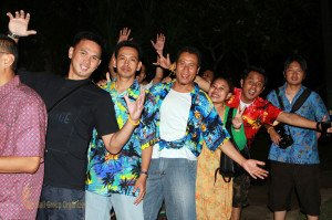 well Dinner Smile, Dinner, Farewell Dinner, Smile, Event, Night Event, Group Event, 2013, Bali