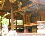 ubud, palace, building