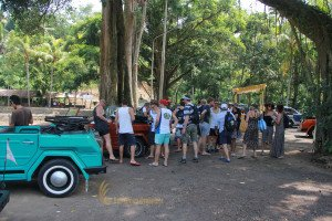 Visa Global Logistics, VW Village Safari Treasure Hunt, Treasure Hunt Games, Team Building, Bali