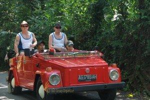 Visa Global Logistics, VW Village Safari Treasure Hunt, Treasure Hunt Games, Team Building, Bali