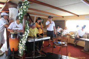 Voith Paper Indonesia, Karaoke, Sea Cruise