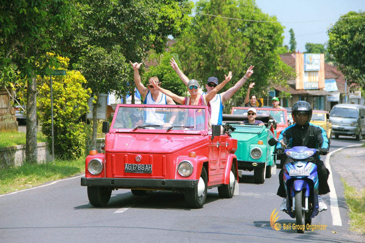 bali, vw, village, safari, treasure, hunt