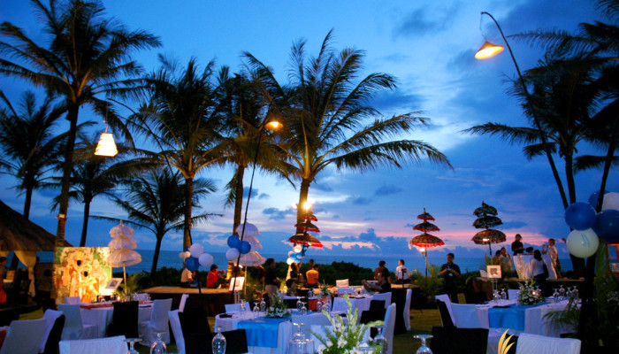 Bali Dinner Party – Bali Entertainments, Lighting and Sound System Rental