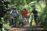 ferring, ferring pharmaceuticals, games, cycling, start, starting point, cycling rafting, treasure hunt, bali cycling, team building, activity, bali cycling rafting, bali treasure hunt, bali cycling