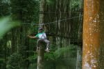 bali treetop, bali treetop flying fox, treetop flying fox, warisan group