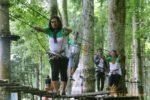 bali treetop green circuit, warisan group