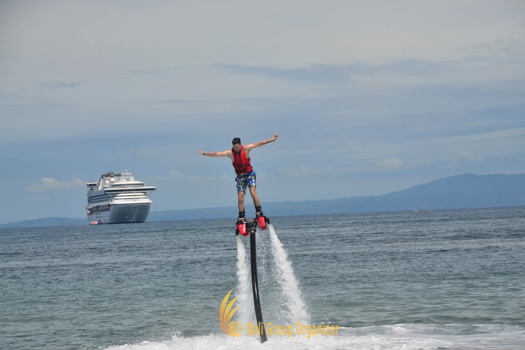 water sport, fly board, water sport activity, Singapore Software Company group
