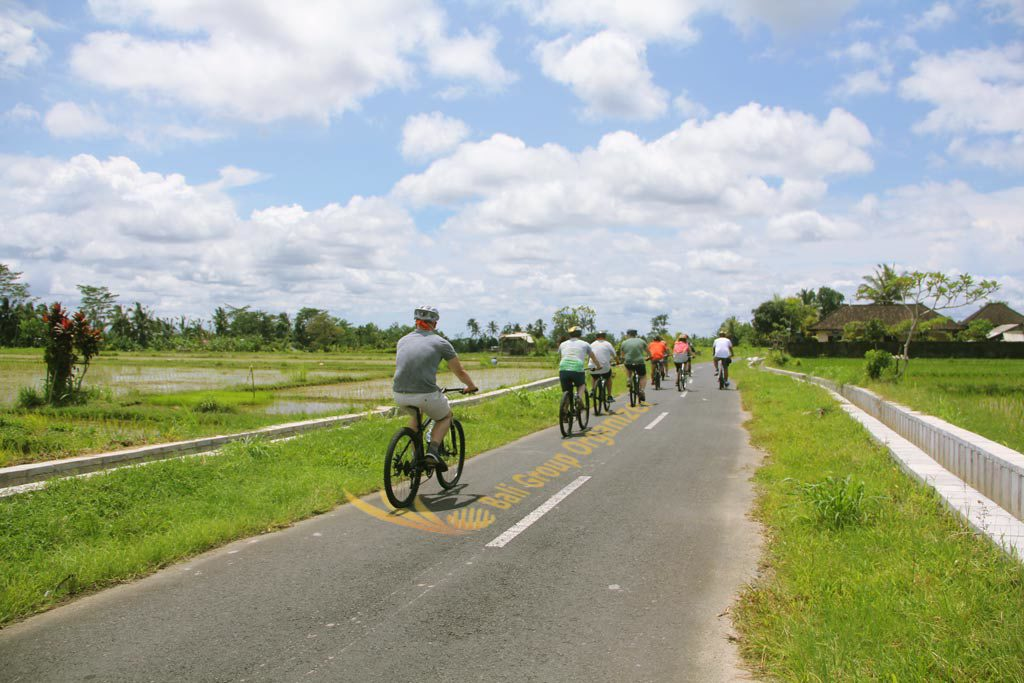 cycling trip, Singapore Software Company second experience