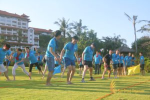 stepping mat, games, beach team building, scor global, scor global life
