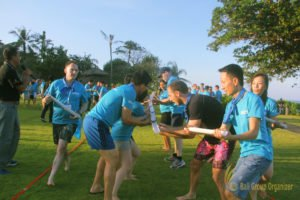 crazy ball, competition games, beach team building, scor global, scor global life