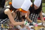 bali cooking, cooking competition, bali cooking competititon, temasek, temasek international