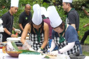 bali cooking class, temasek, temasek international