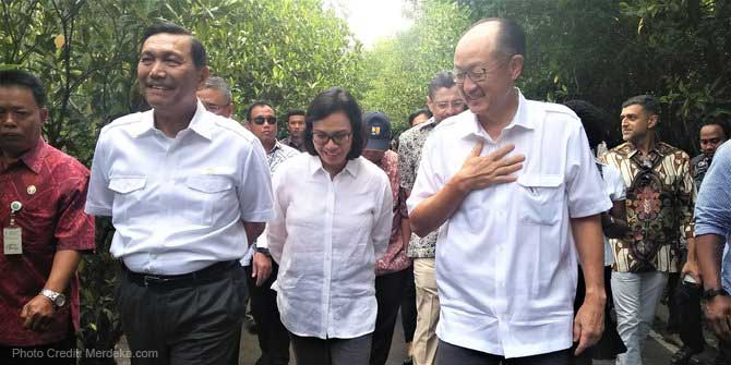 World Bank President Confirm Bali Host IMF Meeting 2018