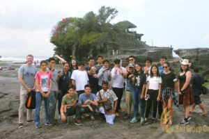 Medan Independent School Experience Bali Student Tours