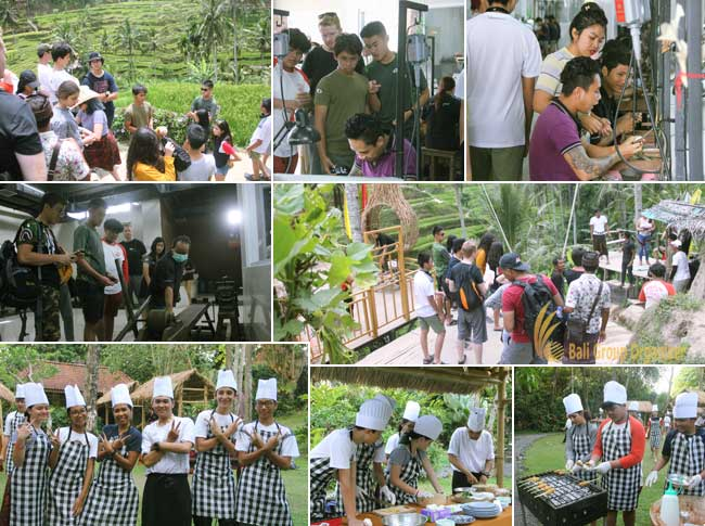 Medan Independent School a student trip to Bali ubud tours, cooking class, mis, medan independent school, bali student tours, education trips