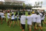 the lawn, the lawn canggu, lawn canggu, lawn bar, beach team building, beach games, team building