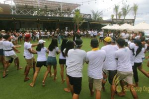 The Lawn Canggu Beach Team Building