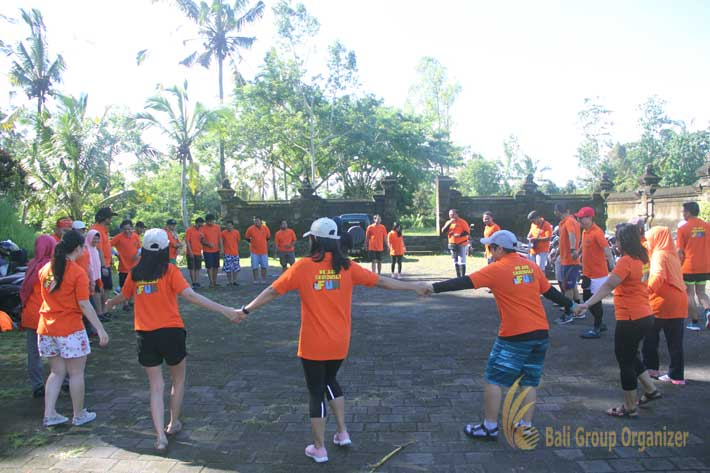 bali incentive trip ice breaking, games, team building, weebz mandiri, weebz mandiri group
