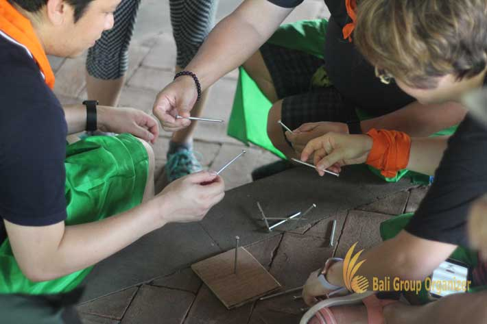 ab food and beverage thailand fourteen nails games, team building, ab food and beverage