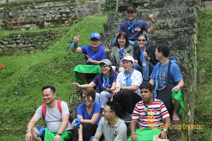 ab food and beverage thailand second group celebration, bali team building, ab food and beverage