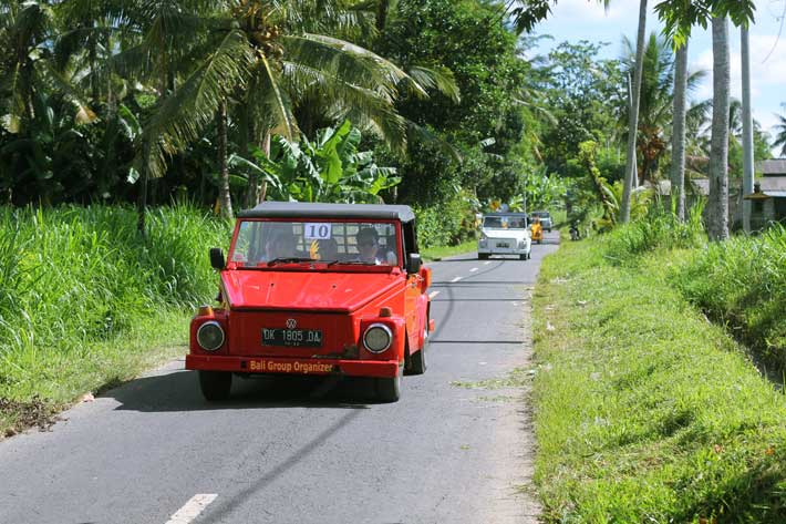 bali vw safari, vw safari treasure hunt, vw safari team building, ab food and beverage