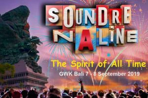 Soundrenaline 2019 Soon on GWK