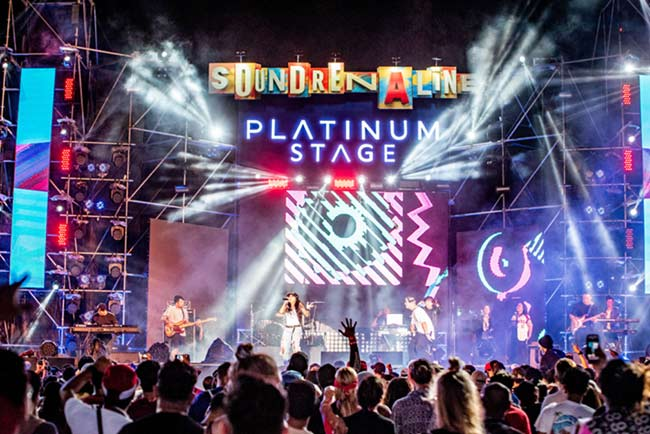 Soundrenaline Music Event 2019
