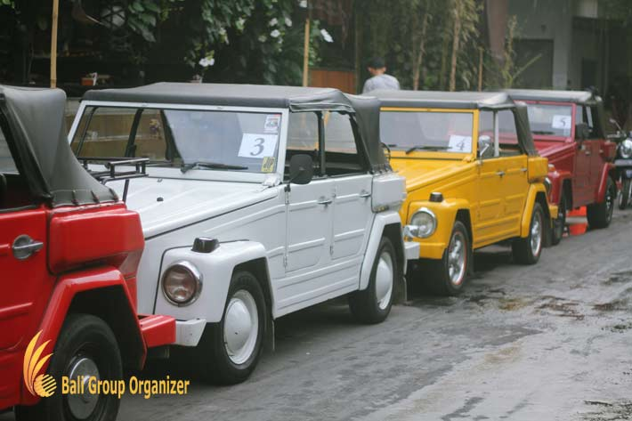 Volkswagen car, Bali VW Safari