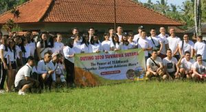 Suvarna Sutera Group – Team Building Rafting